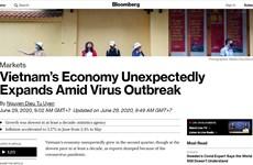 Bloomberg : l'économie du Vietnam se développe d'une manière imprévue