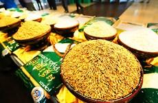 Le Cambodge exporte pour 264 millions de dollars de riz en six mois