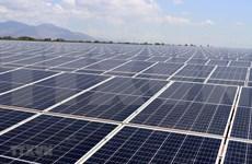 Ninh Thuân : Inauguration de la centrale solaire photovoltaïque Solar Farm Nhon Hai-Ninh Thuan