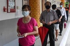 Singapour : les élections générales commencent aujourd'hui