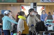 Plus de 240 Vietnamiens rapatriés de Singapour