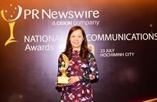 Aviation civile: Vietjet élu comme la marque vietnamienne la plus percutante au monde