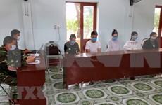 Quang Nam : Poursuite en justice de deux personnes pour trafic de migrants