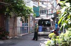 COVID-19 : mise en quarantaine de quelques endroits à Hanoï