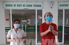 Kien Giang : le cas N° 409 de COVID-19 est guéri