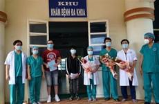 COVID-19 : trois nouveaux patients à Quang Ngai et à Da Nang sont guéris