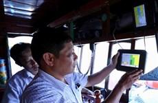 Pêche INN : Binh Dinh achève l'installation des dispositifs de surveillance des bateaux