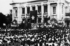 La Révolution d'Août  a ouvert une nouvelle ère à la nation vietnamienne