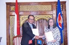 Le Vietnam reçoit la présidence tournante du Comité de l'ASEAN en République tchèque
