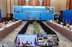 """Les pays partis du RCEP parviennent aux """"progrès significatifs"""" dans les négociations"""