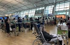 COVID-19 : Des centaines de Vietnamiens rapatriés de République de Corée et de Singapour