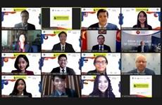 ASEAN 2020 : Des jeunes participent à une simulation du Sommet de l'ASEAN