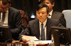 Conseil de sécurité: le Vietnam appelle à renforcer les efforts en réponse de COVID-19