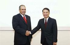 L'agence de presse cubaine PL félicite la VNA