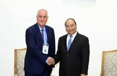L'agence de presse azerbaïdjanaise AZERTAC félicite la VNA