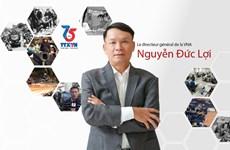 [Mega Story] Directeur général Nguyen Duc Loi: Le flux d'informations officielles incessant