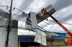 La tempête Noul a fait cinq morts, selon le bilan actualisé le 20 septembre