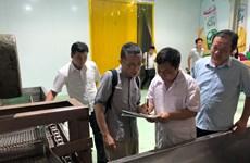Les premiers lots de litchis vietnamiens exportés au Japon par voie aérienne