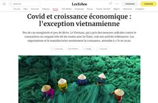 Les Échos salue le succès du Vietnam dans la lutte contre le Covid-19
