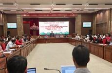 Hanoï achève les préparatifs pour le XVIIe congrès du comité municipal du Parti