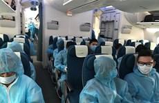 COVID-19 : près de 350 citoyens vietnamiens rapatriés d'Australie et de Nouvelle-Zélande