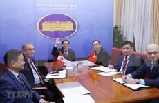 Vietnam et Pérou cherchent à dynamiser leur coopération bilatérale