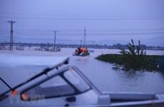 De nombreuses localités à Ha Tinh sont isolées en raison des inondations