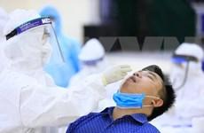 Hanoï mène des tests PCR à grande échelle pour lutter contre le COVID-19
