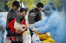COVID-19: 1.063 sur le total des 1.180 infections ont été guéris au Vietnam