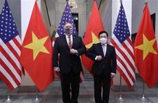 Le Vietnam et les Etats-Unis boostent leur partenariat intégral