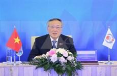 Ouverture de la 8e réunion du Conseil des chefs de la Justice de l'ASEAN