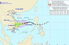 La tempête Goni s'affaiblira en dépression tropicale et frappera Quang Ngai et Khanh Hoa
