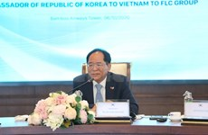 L'ambassade de la R. de Corée soutient la coopération entre FLC et des partenaires sud-coréens