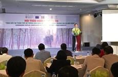 Caoutchouc : Promouvoir la conformité du système de garantie de la légalité du bois