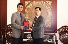 Une société japonaise souhaite investir dans le projet de centrale électrique de Van Phong