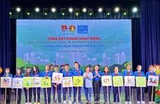 Fête « Enfant et environnement » à Hô Chi Minh-Ville