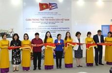 L'exposition « Cuba dans le cœur du peuple vietnamien » s'ouvre à Hanoï