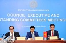 SEA Games 31 comprendront 40 disciplines de compétition