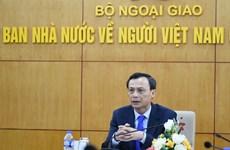 Promouvoir l'efficacité du travail lié aux Viet Kieu