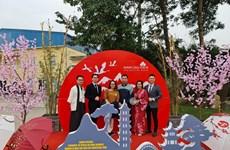 Un jardin de style japonais inauguré à Hai Phong