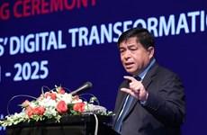 Environ 100.000 entreprises bénéficieront d'un soutien technique pour la transformation numérique
