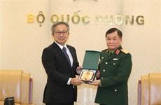 Vietnam et Japon renforcent leur coopération dans la défense
