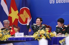 Défense : l'ASEAN et des partenaires favorisent la compréhension mutuelle