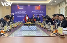 Le commerce Vietnam-Cuba devrait être porté à 500 millions de dollars d'ici 2025