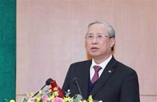 La Commission des affaires intérieures appelée à contribuer plus à la lutte anti-corruption