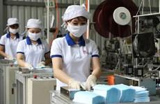 Le Vietnam a exporté 1,37 milliard de masques médicaux en 2020