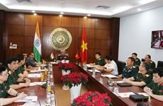 Le Vietnam et l'Inde renforcent leurs liens de défense