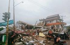 Indonésie : au moins sept morts et des centaines blessés.dans un séisme sur l'île de Célèbes