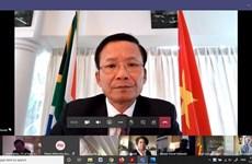 L'ASEAN contribue au renforcement de la connectivité en Asie du Sud