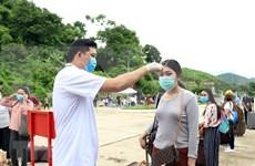 COVID-19 : le ministère de la Santé demande le contrôle strict des personnes entrées illégalement